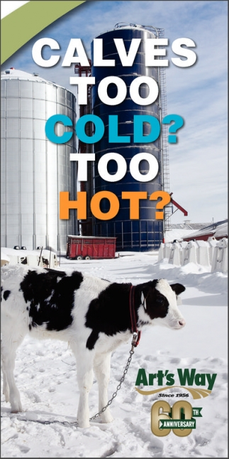 Calves too Cold? Too Hot?