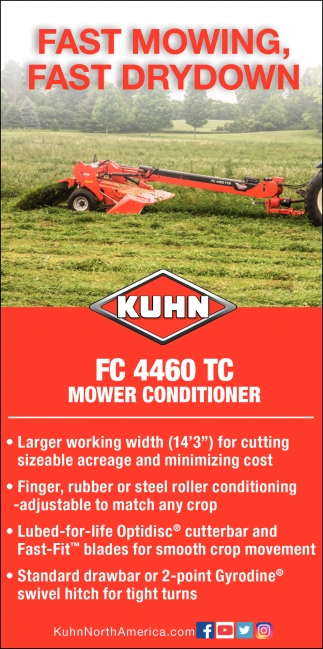 Fast Mowing