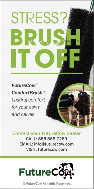 ComfortBrush for Calves