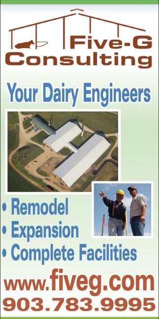 Your Dairy Engineers