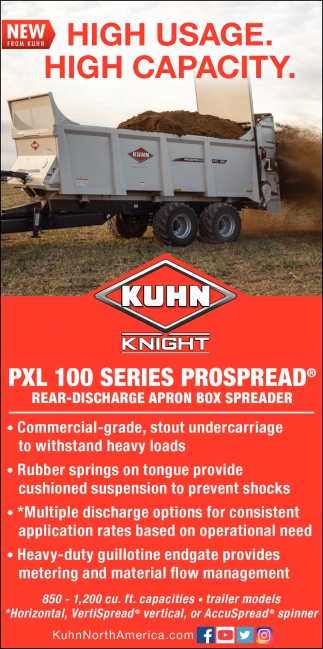 PXL 100 Series Prospread