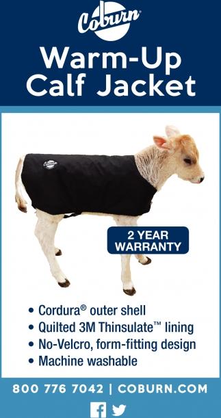 Warm-up Calf Jacket