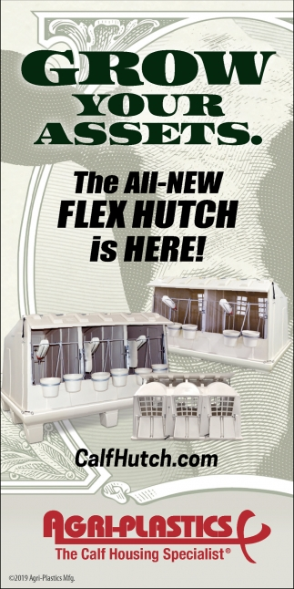 The All-New Flex Hutch is Here!