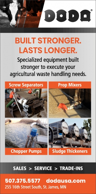 Specialized Equipment Built Stronger to Execute Your Agricultural Waste Handling Needs