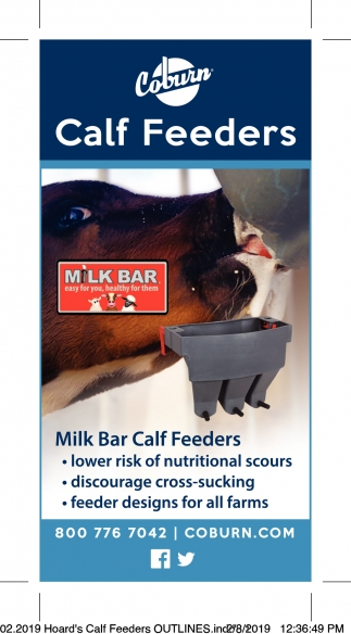Calf Feeders