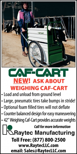 Ask About Weighing Caf-Cart
