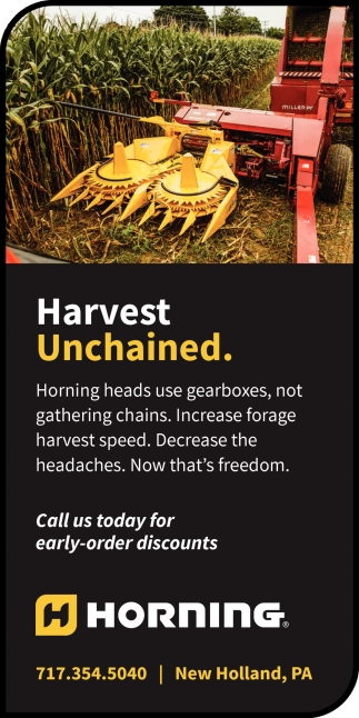 Harvest Unchained